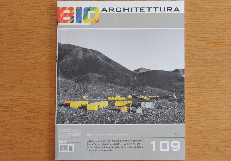 Bio Architettura, n.109, 2018