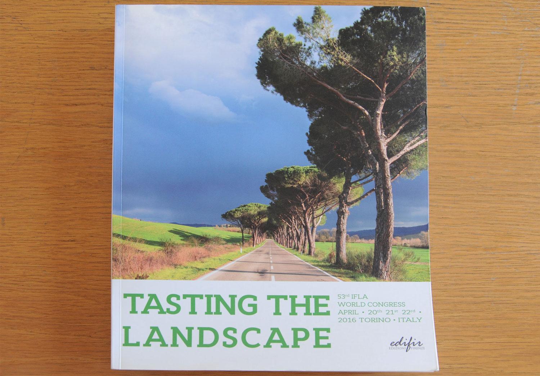 Tasting the landscape, 2016